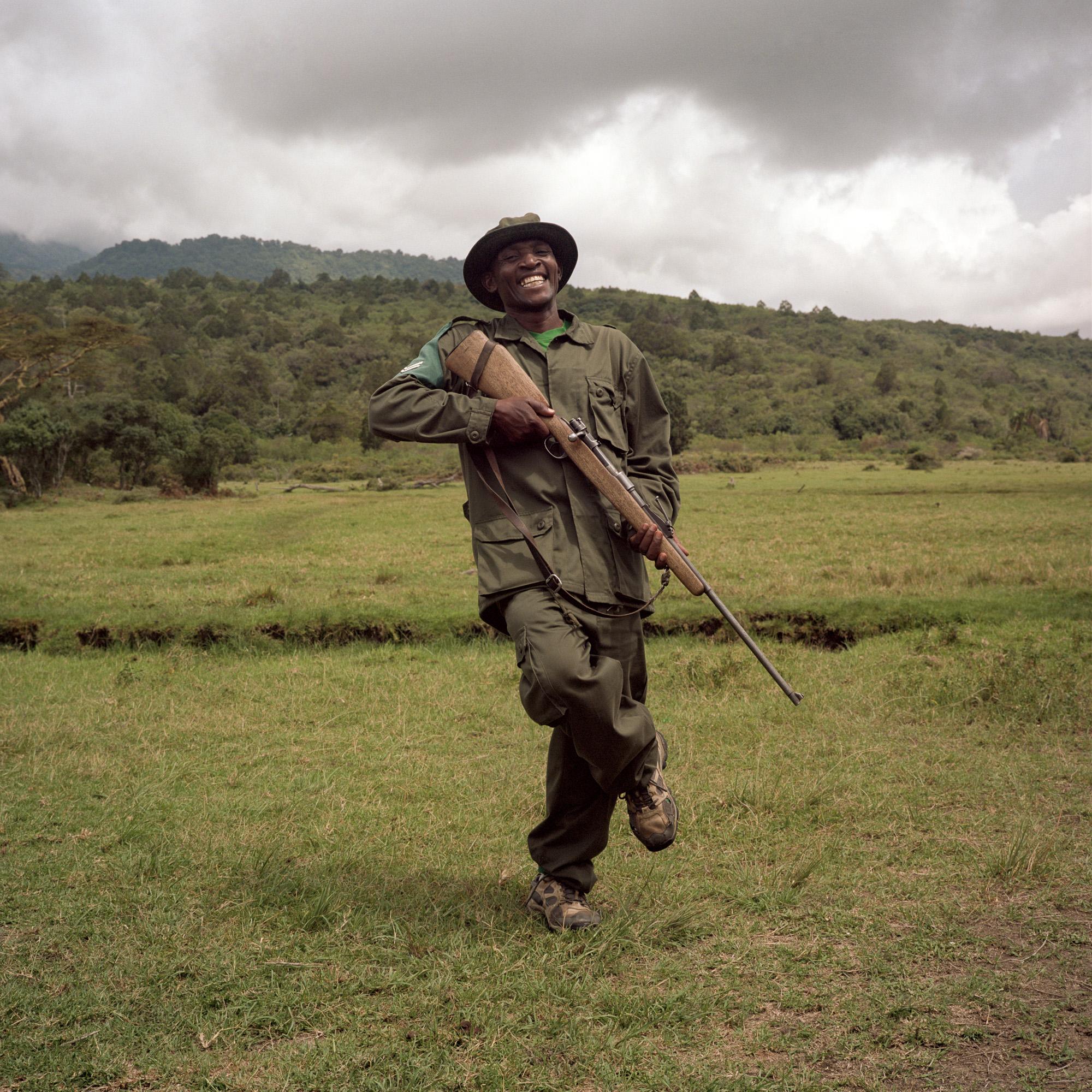 Smajidi, the Park ranger
