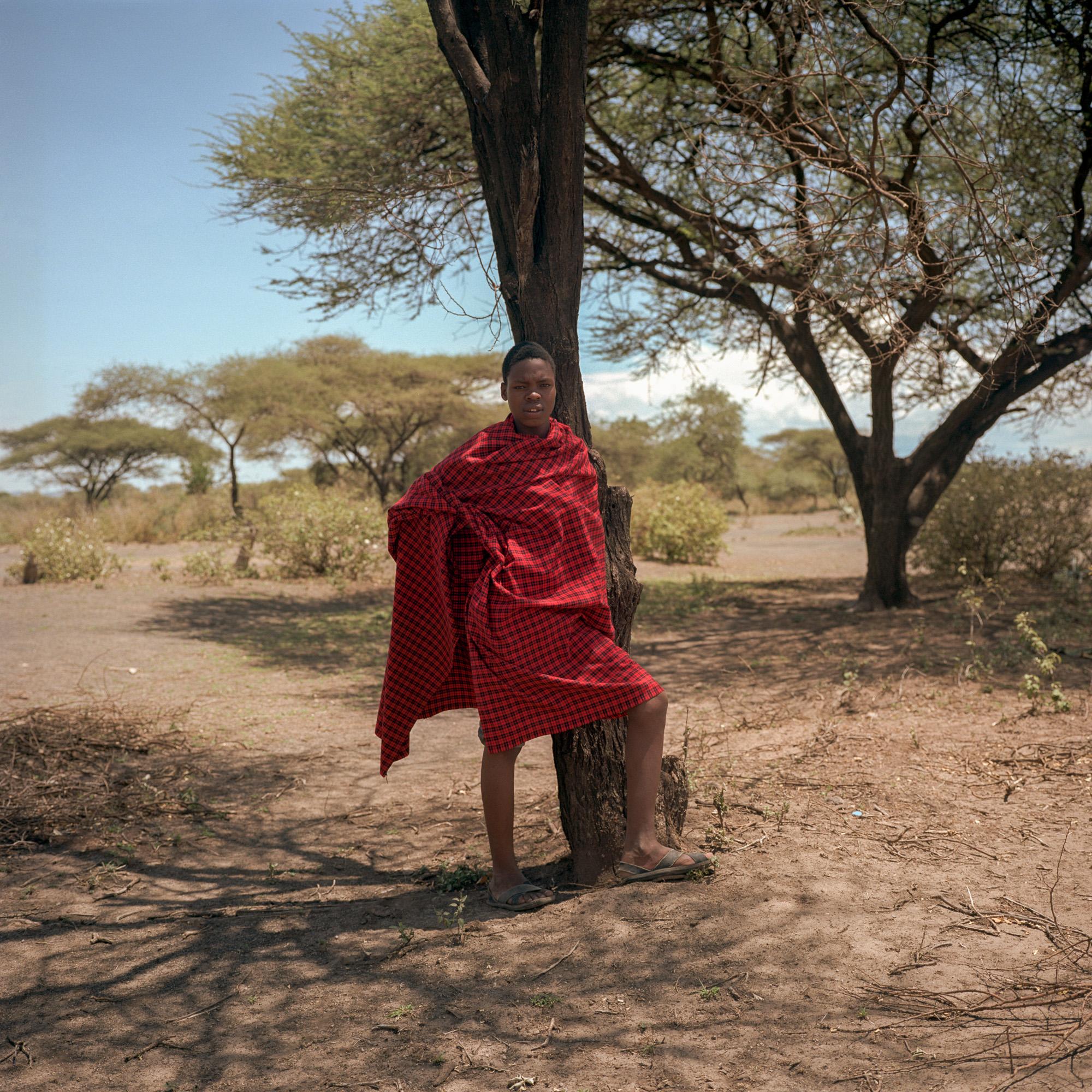 Batoga tribe member