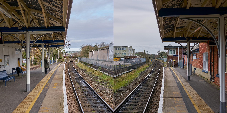 DSC01120 – Tisbury Station, England
