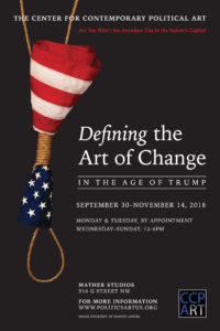 Defining the Art of Change - In the Age of Trump